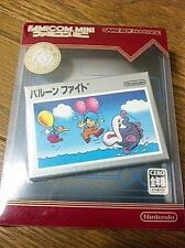 Famicom Mini Balloon Fight GBA Gameboy import Japan