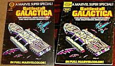 MARVEL SUPER SPECIAL EDITION TREASURY BATTLESTAR GALACTICA 1978 F
