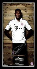 David Alaba Autogrammkarte Bayern München 2013-14 Original Signiert +C 965