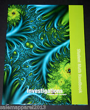 Homeschool Math - Investigations in Number, Data, & Space (Hardcover)