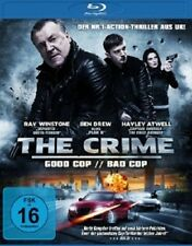 RAY WINSTONE/BEN DREW/ALAN FORD/+ - THE CRIME-GOOD COP//BAD COP  (BLU-RAY)  NEU