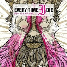 New Junk Aesthetic - Every Time I Die (2009, CD NEUF)