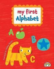 My First Alphabet: by Really Decent Books (Board Book) New