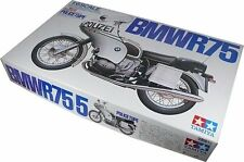 Tamiya 16006 1/6 Scale Motorcycle Model Kit BMW R75/5 Police Bike Rare NIB