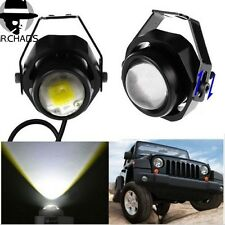 2pcs 10W CREE LED WORK LIGHT ROAD SPOT MOTOR CAR TRACTOR BOAT FOG SPOTLIGHT 12V