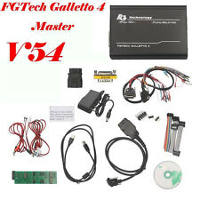 V54 FGTech Galletto 4 Master BDM-OBD Function ECU Programmer With Multi-Language