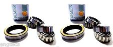 2x Premier bearings set cuscinetto ruota Anteriore Mercedes w126 w123 t1 500 Sesel 240td 280