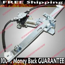 Front Driver Side Power Window Regulator w/Motor FIT 00-05 Chevy Impala LS741630