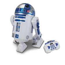 Star Wars: The Force Awakens R2-D2 Astromech Robotic Droid w/ Remote Control TRU