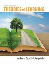 Introduction to Theories of Learning,  An (1-download)