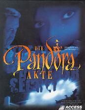 Die Pandora Akte Kult Adventure mit Tex Murphy PC Die Pandora Akte DEUTSCH