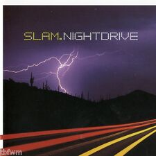 Nightdrive (DJ Mix) von SLAM (2005) - 2CD MIXED - TECHNO TECH HOUSE MINIMAL