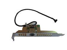 PNY/ Nvidia Quadro 4000, 3800 Stereo Bracket 699-50764-0000-001 #20