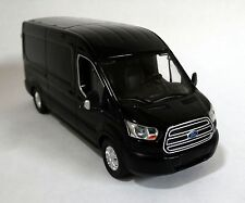 2015 Ford Transit - Black - 1:43 Scale - O Scale
