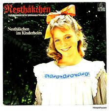 LP - NESTHÄKCHEN 3 IM KINDERHEIM - ARIOLA SCHALLPLATTE - TOP ZUSTAND