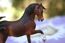 Arabian Horse Resin Model Horse McDermott Sculpture Figurine SM