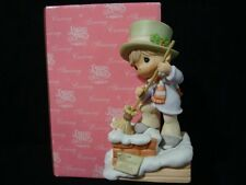 zs Precious Moments-2000 Exclusive Collector Event Only Figurine **VERY RARE**
