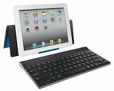 Logitech Teclado Bluetooth Para Ipad, Iphone, Tablet, Etc-Reino Unido LAYOUT