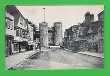 Vintage postcard. West Gate , Canterbury , Kent