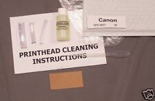Canon QY6-0057, QY6 0057, QY60057 Printhead Cleaning Kit (Everything Included)BI