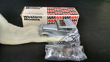 Vintage WESTERN MODELS WMS 34 1936 Bentley 4/12 Mulliner pillarless Unbuilt