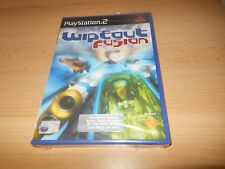 WIPEOUT FUSION - UK PAL SONY PLAYSTATION 2 PS2 - NEW FACTORY SEALED