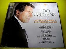 UDO JÜRGENS & SEINE GÄSTE MITTEN IM LEBEN | DAS TRIBUTE ALBUM + JAMIE CULLUM &&