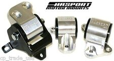 HASPORT Motor Mounts Kit Civic 96-00 EK 2 Bolt Post Mount D16 B16 B18 EKSTK-70A
