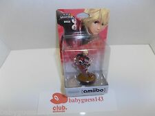 Shulk amiibo Figure First Print USA Edition | NiB Very Rare Mint Condition