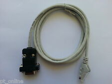 Motorola Programming Cable for MTR2000 MTR-2000 MTR 2000 Base Repeater Station