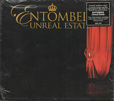 Entombed - Unreal Estate CD - New / Sealed Digipak (2005) Death Metal