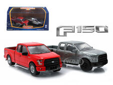 FIRST CUT 2015 FORD F-150 PICKUP HOBBY EXCLUSIVE SET 1/64 BY GREENLIGHT 29828