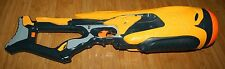 2010 Nerf Swarmfire 20 Dart Tag Gun Automatic Battery Powered Tested & Works