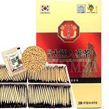 Korean Taegeuk Ginseng Tea 100 Tea bags, panax ginseng, insam