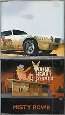 YOUNG HEART ATTACK Over and over + Misty Rowe | 2 Maxi-CDs