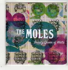 (GB577) The Moles, Beauty Queen of Watts - 2014 DJ CD
