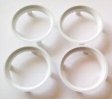 4 X 60,1 - 56,6 anneaux alliage centrage de roue OPEL ASTRA CORSA VECTRA FIAT
