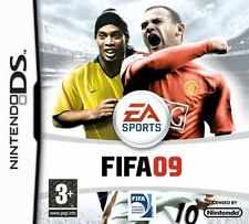 FIFA 09 (Cartridge Only) (Nintendo DS) - Refurbished