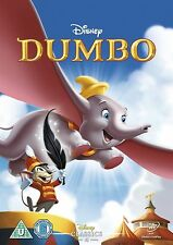Walt Disney DUMBO (1941) [DVD] James Baskett, Herman Bing UK Region 2 NEW SEALED