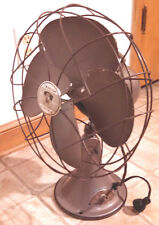 "Emerson Electric 12"" Fan 77646 SU OL121 Antique RUNS vintage metal 1960s"
