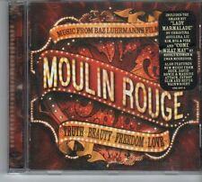 (ES137) Music from Baz Luhrmann's Film Moulin Rouge! - 2001 CD