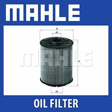 Mahle Oil Filter OX160D - Fits Audi, Ford, VW - Genuine Part