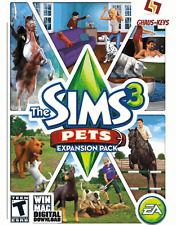 The SIMS 3 PETS DLC ORIGIN Key Download PC GAME gioco codice Global [SPEDIZIONE LAMPO]