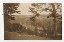 West Wycombe From The Hill [WHA 1072] Vintage RP Postcard 913a