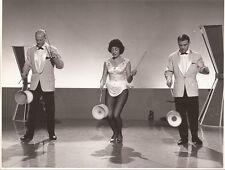 PF Henk e Teddy Scholten-show (Trio hermanni)