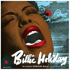 HOLIDAY, BILLIE-The Complete Commodore Masters (180g)  VINYL NEW
