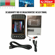 iCarsoft MB II Diagnostic Code Reset Scan Tool ABS Airbag Oil Brake | LiFaFa