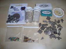 Blue Moon Charms Supplies Beads Spacers Jewelry findings