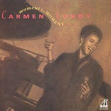 Lundy, Carmen-Moment To Moment CD NEW