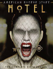 American Horror Story: Hotel ,5 season (Blu-ray) with slip cover